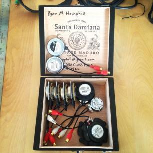 Audio transducers